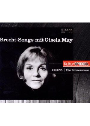 Brecht-Songs mit Gisela May (Music CD)