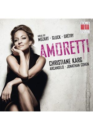Amoretti: Arias by Mozart, Gluck, Grétry (Music CD)