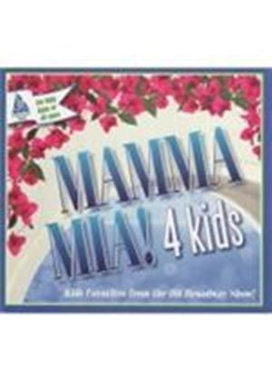 Various Artists - Mamma Mia 4 Kids [Digipak] (Music CD)