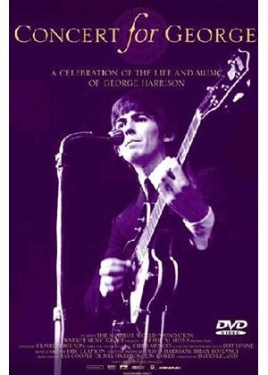 Concert For George (Various Artists)(2 Disc)