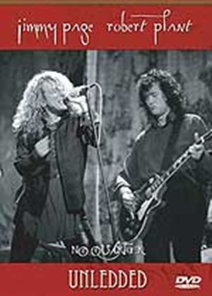 Jimmy Page and Robert Plant - No Quarter: Unledded