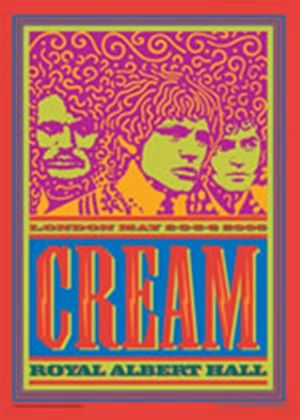 Cream: Royal Albert Hall, London, May 2-6. 2005 (Music DVD)