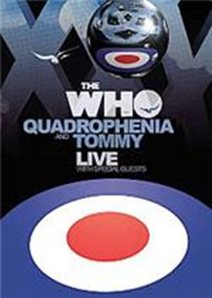 Who - Tommy / Quadrophenia Live With Special Guests