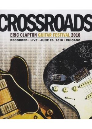 Various Artists - Crossroads Guitar Festival 2010 (Recorded Live 26 Jun 2010, Chicago/Special Edition) (Music DVD)