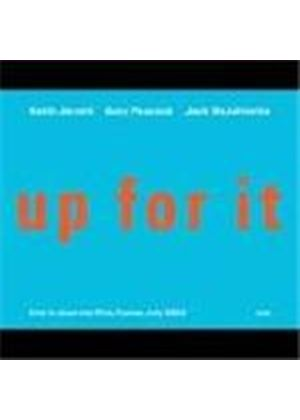 Keith Jarrett/Gary Peacock/Jack Dejohnette - Up For It
