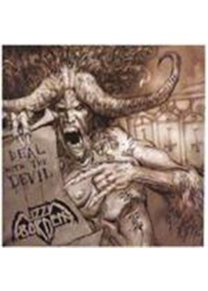 Lizzy Borden - Deal With The Devil (Music Cd)