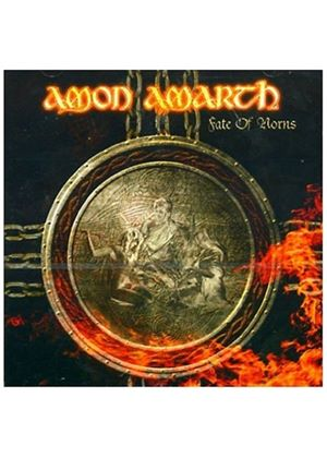 Amon Amarth - Fate Of Norns (Music CD)