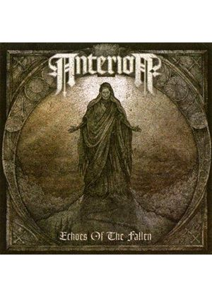 Anterior - Echoes of the Fallen (Music CD)