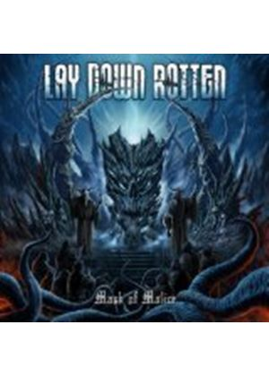 Lay Down Rotten - Mask of Malice (Music CD)