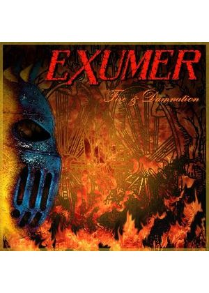Exumer - Fire & Damnation (Music CD)