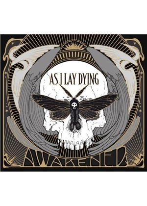 As I Lay Dying - Awakened (Limited Edition/+2DVD) (Music CD)