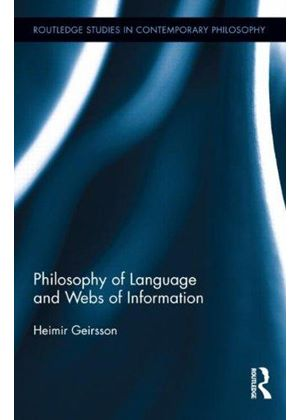 Philosophy Of Language And Webs Of Information