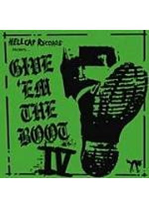 Various Artists - Give Em The Boot IV (Music CD)