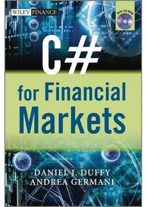 C# For Financial Markets With Cd Rom