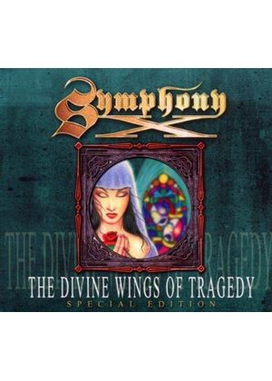 Symphony X - Divine Wings of Tragedy (Music CD)