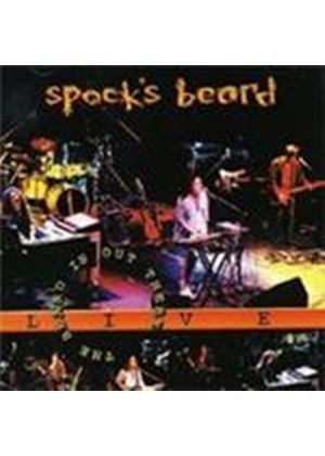 Spock's Beard - Beard Is Out There, The (Live) (Music CD)
