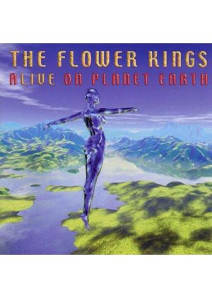 Flower Kings (The) - Alive on Planet Earth (Live Recording) (Music CD)