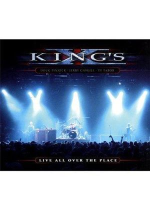 King's X - Live All Over the Place (Live Recording) (Music CD)