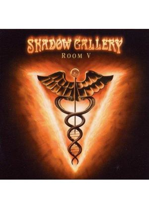 Shadow Gallery - Room V (Music CD)