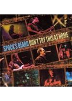 Spock's Beard - Don't Try This At Home (Live) (Music CD)
