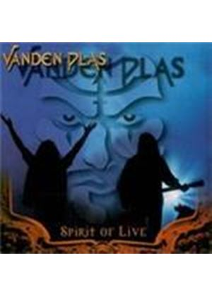 Vanden Plas - Spirit Of Live (Music CD)