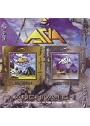 Asia - Archiva Vol.1 & 2 (Special Edition) (Music CD)