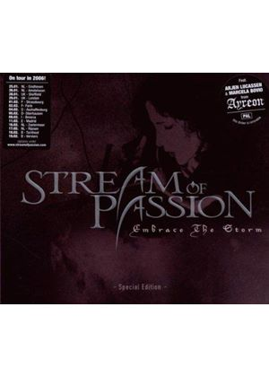 Stream of Passion - Embrace the Storm (+DVD)