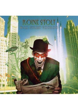 Roine Stolt - Wall Street Voodoo (Music CD)