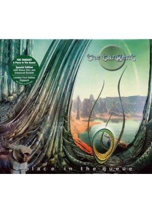 The Tangent - Place in the Queue (Music CD)