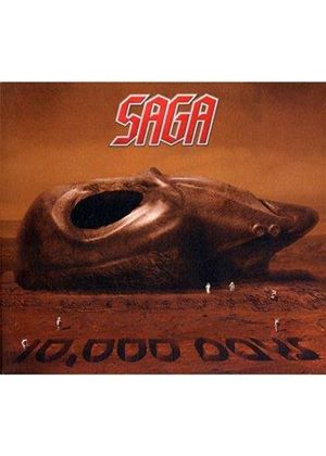 Saga - 10,000 Days (Music CD)