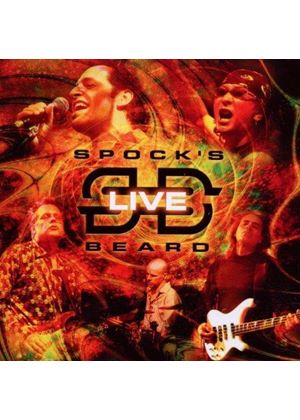 Spock's Beard - Live (Live Recording) (Music CD)