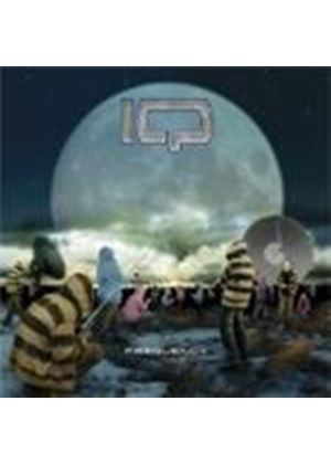 IQ - Frequency (Music CD)
