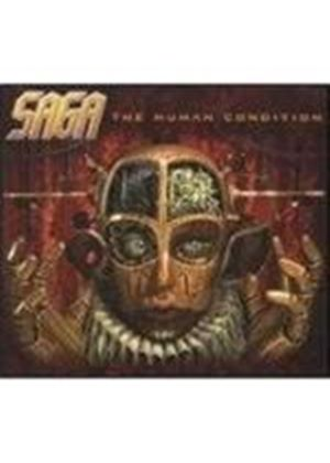 Saga - Human Condition, The (Music CD)