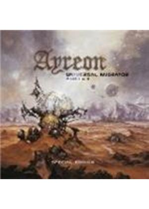 Ayreon - Universal Migrator (Vol.1 & 2) (Music CD)