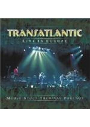 Transatlantic - Live In Europe (Music CD)