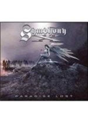 Symphony X - Paradise Lost (Music CD)
