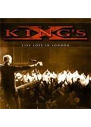 King's X - Live Love In London (Music CD)