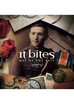 It Bites - Map Of The Past (Ltd 2 CD Edition) (Music CD)