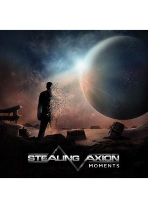 Stealing Axion - Moments (Music CD)