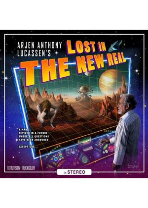 Arjen Anthony Lucassen - Lost in the New Real (Music CD)