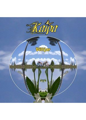 Kaipa - Vittjar (Music CD)