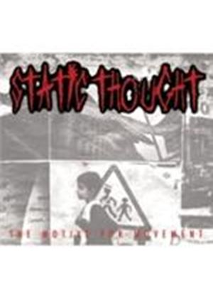 Static Thought - Motive For Movement, The (Music CD)