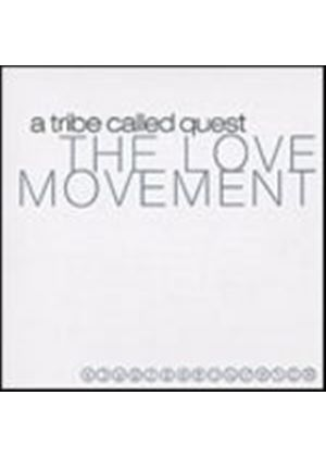 A Tribe Called Quest - The Love Movement (Music CD)