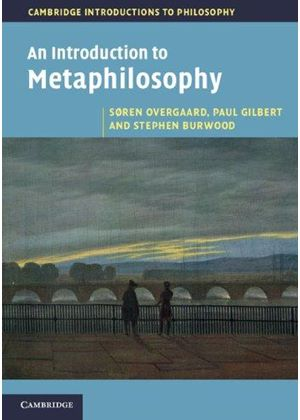 Introduction To Metaphilosophy