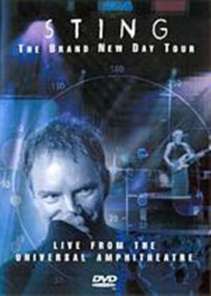 Sting - Brand New Day Tour