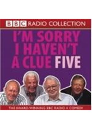 Various Artists - I'm Sorry I Haven't A Clue 5 (Lyttelton/Brooke-Taylor/Cryer)