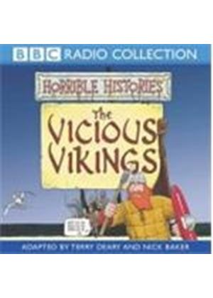 Horrible Histories - Horrible Histories: The Vicious Vikings (Music CD)