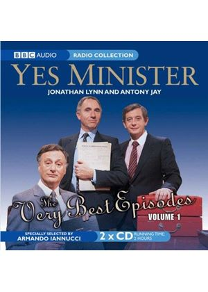 Yes Minister - The Very Best Episodes Volume 1