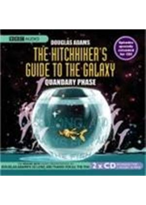 Douglas Adams - The Hitchhikers Guide To The Galaxy - Quandary Phase (Music CD)