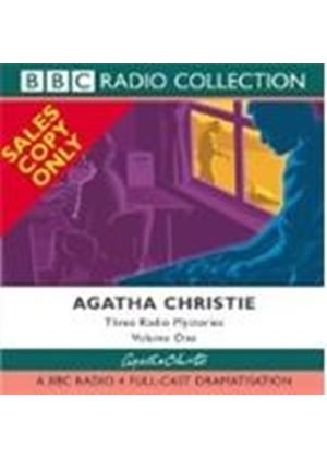 Agatha Christie - Three Radio Mysteries Volume 1